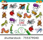 cartoon vector illustration of... | Shutterstock .eps vector #755379040
