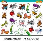 cartoon vector illustration of... | Shutterstock .eps vector #755379040
