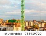 groningen  the netherlands  ... | Shutterstock . vector #755419720