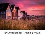 Hengistbury Head Beach Huts At...