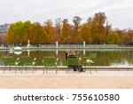 paris  france    november 3 ... | Shutterstock . vector #755610580
