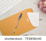 Small photo of Snail Mail Envelope - Everyone loves getting REAL mail