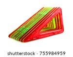 children's magnetic designer.... | Shutterstock . vector #755984959