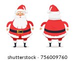 showing different sides of... | Shutterstock .eps vector #756009760