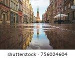 gdansk  poland   november 06... | Shutterstock . vector #756024604