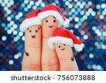 Fingers Art Of Family...
