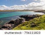 achnahaird bay in assynt   Shutterstock . vector #756111823