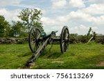 A Historic Cannon Artillery...