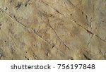 stone relief  grunge texture... | Shutterstock . vector #756197848