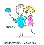 vector color illustration of... | Shutterstock .eps vector #756201613