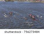 boston  ma   october 23  2016 ... | Shutterstock . vector #756273484