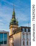 Tower Of Old Town Hall   Brno ...