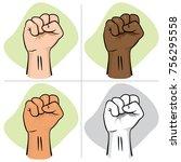illustration depicting the hand