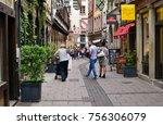 strasbourg  france   july 28... | Shutterstock . vector #756306079