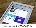 kuala lumpur malaysia  ... | Shutterstock . vector #756342514
