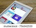 kuala lumpur malaysia  ... | Shutterstock . vector #756342520