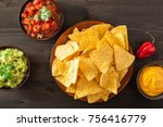 Mexican Nachos Tortilla Chips...