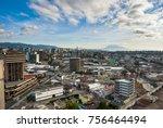 guatemala city   january 04 ... | Shutterstock . vector #756464494