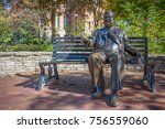 bloomington  in usa   october... | Shutterstock . vector #756559060