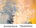 abstract background made of... | Shutterstock . vector #756564433