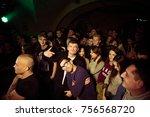 odessa  ukraine october 14 ... | Shutterstock . vector #756568720