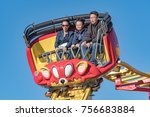 montgomery  alabama  usa  ... | Shutterstock . vector #756683884