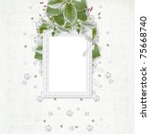 Elegance White Frame For...