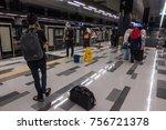 kuala lumpur  malaysia 10... | Shutterstock . vector #756721378