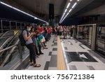 kuala lumpur  malaysia 10... | Shutterstock . vector #756721384