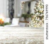 A Nice Christmas Tree With A...