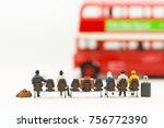 miniature people   people... | Shutterstock . vector #756772390