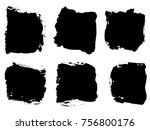 vector collection or set of... | Shutterstock .eps vector #756800176