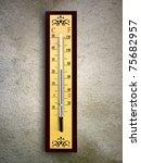 Old Celsius Fahrenheit...