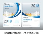 covers design with space for... | Shutterstock .eps vector #756956248