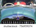 essex  uk   08 13 17  1952... | Shutterstock . vector #756959374