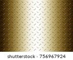 steel plate metal background | Shutterstock . vector #756967924