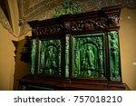 sintra  portugal   november 4 ... | Shutterstock . vector #757018210