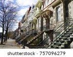 montreal  canada   15 november...   Shutterstock . vector #757096279