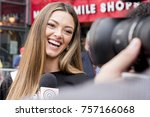 Small photo of Demi-Leigh Nel-Peters, Miss South Africa at Miss Universe Welcome Event, Planet Hollywood Las Vegas in Las Vegas, NV on 11/16/2017.