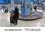 madrid  spain   circa october...   Shutterstock . vector #757181620