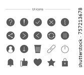 basic ui icons.