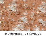 abstract multicolor grunge... | Shutterstock . vector #757298773