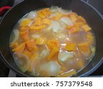 Vegetable Soup Out Of Potatoes...
