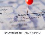 oracle  arizona  usa.   Shutterstock . vector #757475440