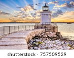 South Portland  Maine  Usa At...