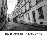 traditional architecture of... | Shutterstock . vector #757530478