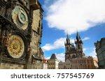 Famous Astronomical Clock Orlo...