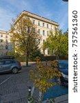 Small photo of SOFIA, BULGARIA - NOVEMBER 7, 2017: Faculty of Pharmacy MU in city of Sofia, Bulgaria
