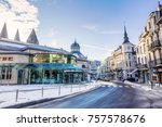 spa  belgium   january 18  ... | Shutterstock . vector #757578676