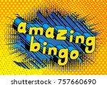 amazing bingo   comic book...
